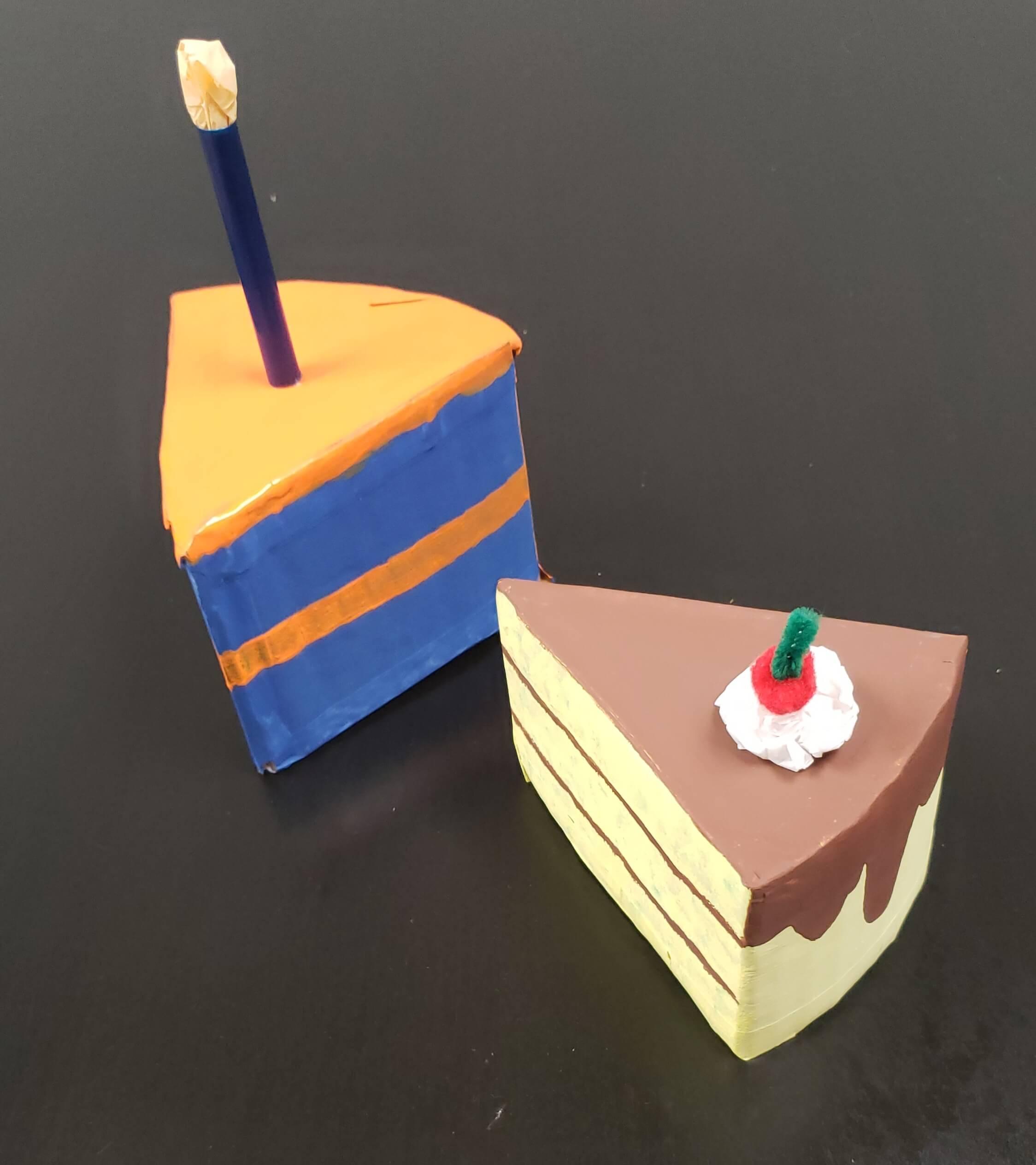 Cardboard Cakes