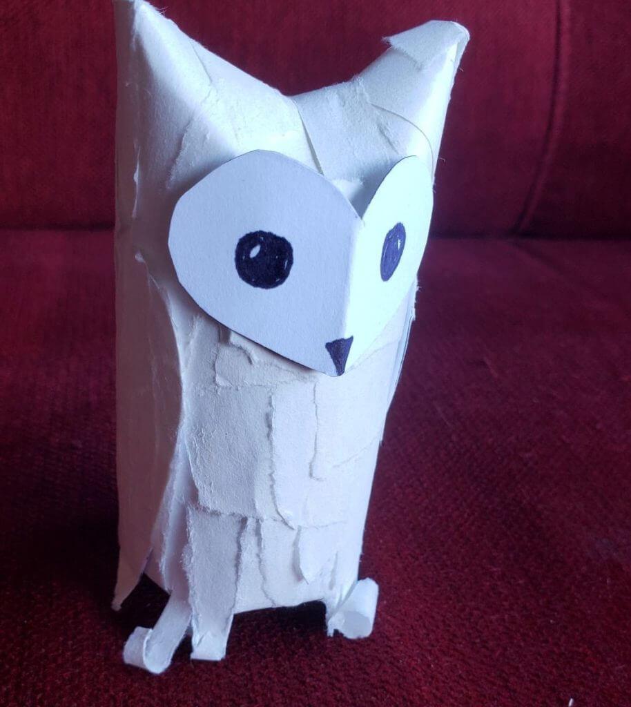 Owl resize